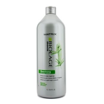 Šampūnas silpniems plaukams MATRIX Biolage Advanced Fiberstrong Shampoo 1000ml-0