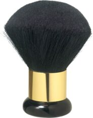 Šepetėlis plaukams nuo kaklo nuvalyti juodas Comair Jumbo Art. Nr. 3020009-0