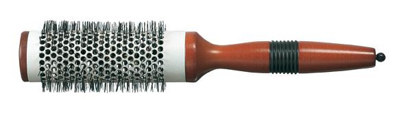 Plaukų šepetys Ceramic De Luxe Ø38/56mm Art. Nr. 7000393-0