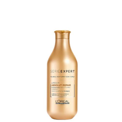 Šampūnas pažeistiems plaukams L'oreal Professionnel Expert Serie Absolut Repair Cellular 300 ml-0