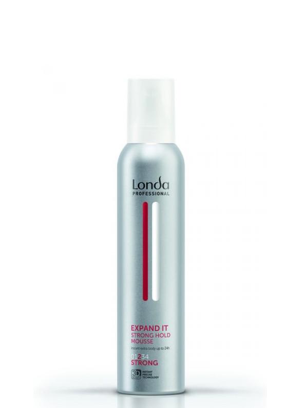 Plaukų putos LONDA Professional Expand It Volume Mousse #1 250 ml-0