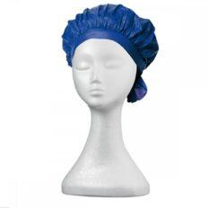 Kepurė cheminiam sušukavimui mėlyna Comair COLD WAVE Art. Nr. 3040014-0