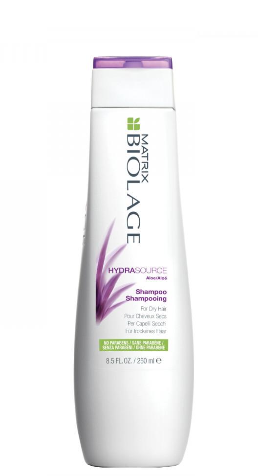 Šampūnas plaukams drėkinantis MATRIX Biolage HYDRASOURCE Shampoo 250 ml-0
