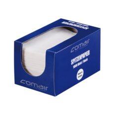 Popierėliai cheminiam sušukavimui Comair 70x50mm, 500vnt Art. Nr. 7000861-0