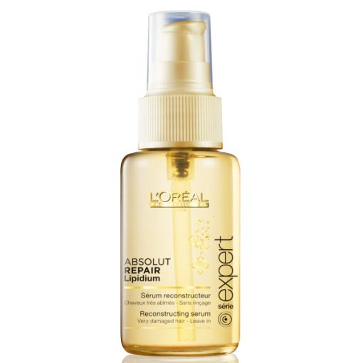 Serumas pažeistiems plaukams L'Oreal Professionnel Expert Serie Absolut Repair Lipidium Serum 50ml-0