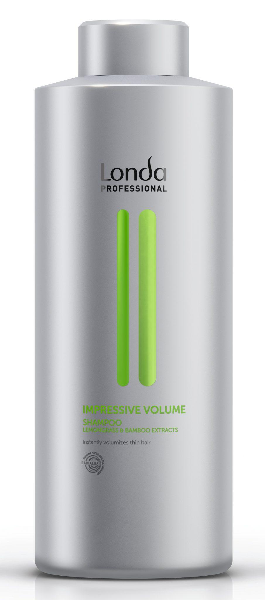 Plaukų šampūnas apimčiai LONDA Professional Impressive Volume Shampoo 1000ml-0