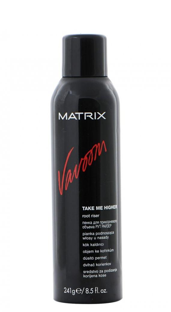 Plaukų putos MATRIX Vavoom Take Me Higher 241 g-0
