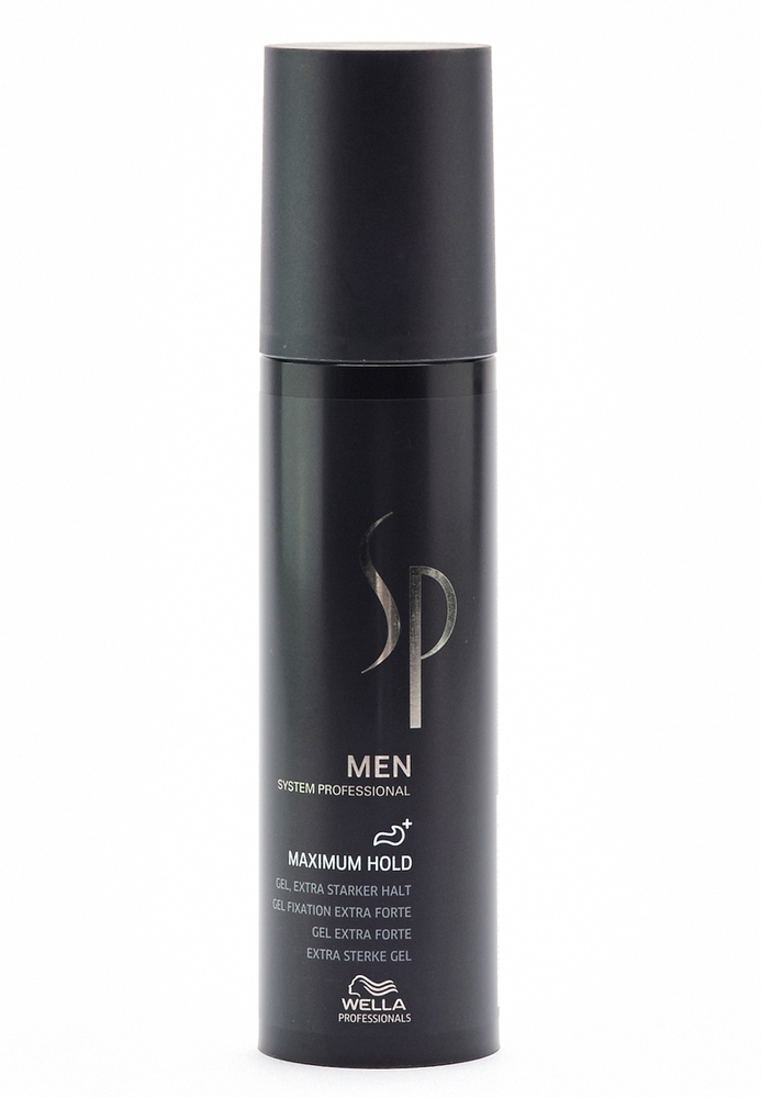 Gelis plaukams ypač stiprios fiksacijos Wella SP MEN Maximum Hold (2) 100ml-0