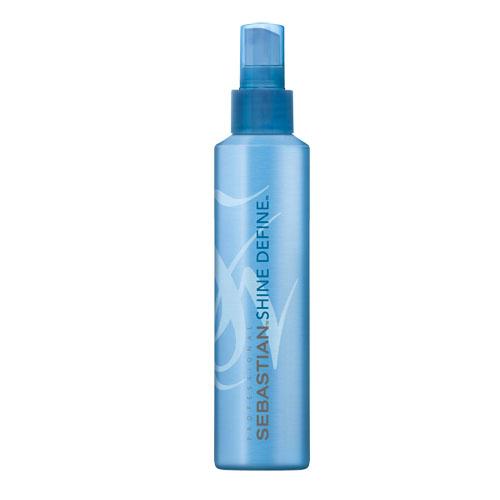 Blizgesio suteikianti plaukų formavimo priemonė SEBASTIAN Shine Define 200ml-0