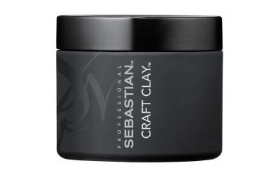 Plaukų formavimo priemonė - molis SEBASTIAN Craft Clay 50g-0