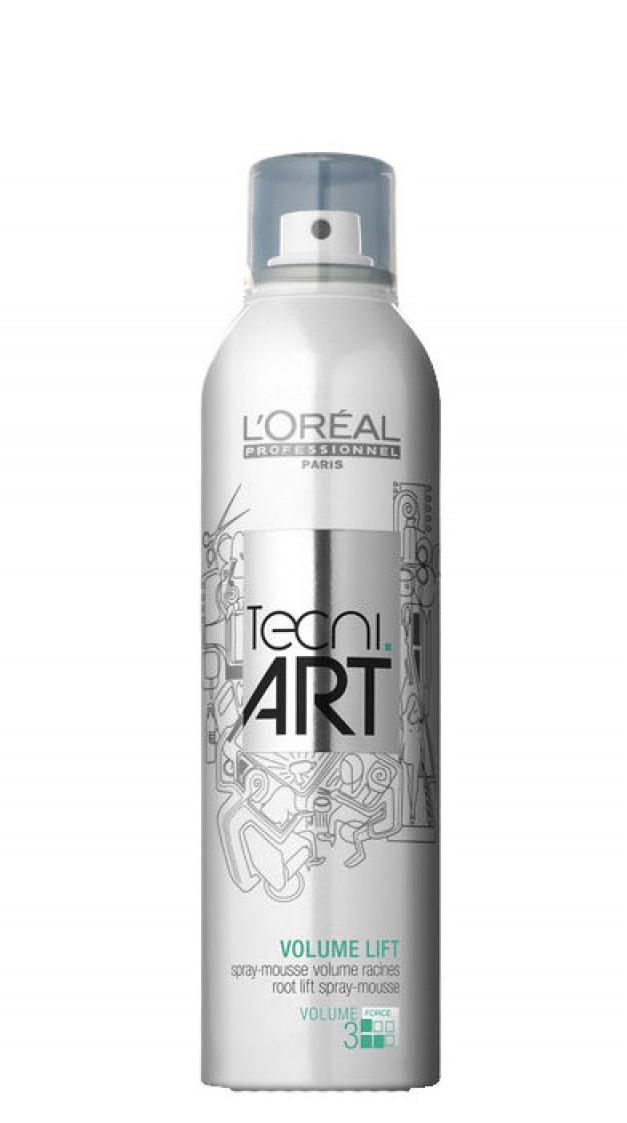 Plaukų putos L'Oreal Professionnel Tecni ART Volume Lift Spray - Mousse (3) 250ml-0