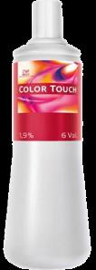 Oksidacinė emulsija Wella Color Touch 1,9% 1000 ml-0
