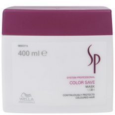 Kaukė dažytiems plaukams Wella SP Color Save Mask 400 ml-0