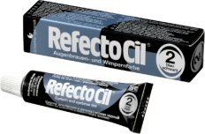 Antakių dažai Refecto CilNr.2 mėlynai juodi 15 ml Art. Nr. 3080172-0