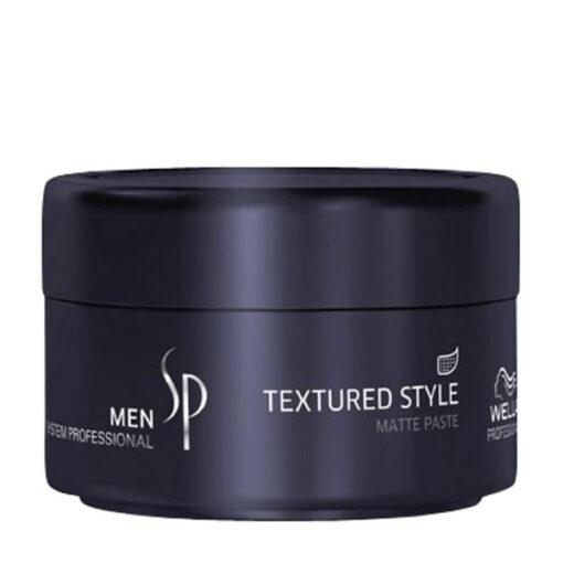 Pasta plaukų stilizavimui Wella SP Men Textured Style 75 ml-0