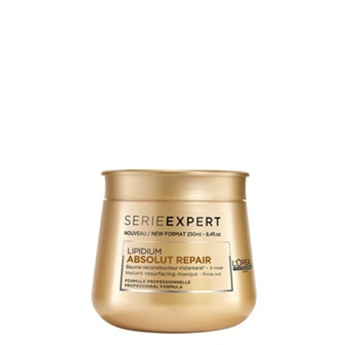 Kaukė pažeistiems plaukams L'Oreal Professionnel Expert Serie Absolut Repair Lipidium Masque 250ml-0