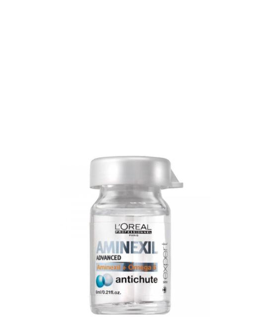 Ampulė nuo plaukų slinkimo L'Oreal Professionnel Expert Serie Aminexil Advanced 6ml-0