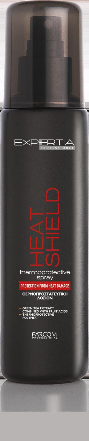 Termoapsauginis losjonas EXPERTIA Heat Shield Termoprotective Spray 200 ml-0