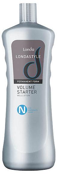 Priemonė cheminiam šukavimui normaliems plaukams Londastyle Volume Starter N 1000 ml-0