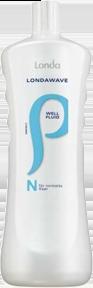 Cheminio sugarbanojimo priemonė - losjonas normaliems plaukams Londawave Well Fluid N 1000 ml-0