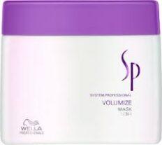 Kaukė didinanti plaukų apimtį Wella SP Volumize Mask 400 ml-0