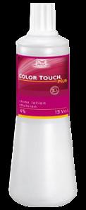 Oksidacinė emulsija Wella Color Touch Plus 4% 1000 ml-0