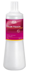 Oksidacinė emulsija Wella Color Touch Plus 4% 1000 ml-0