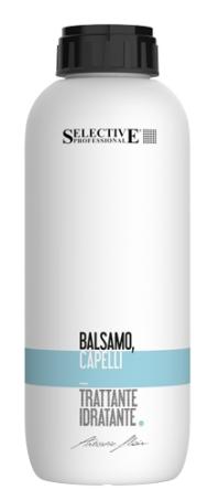 Balzamas sausiems, chemiškai apdorotiems plaukams Selective Per Capelli 1000ml-0