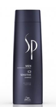 Plaukų šampūnas vyrams Wella SP Men Sensitive Shampoo 250 ml-0