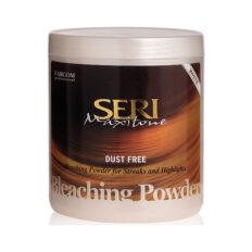 Plaukų šviesinimo milteliai SERI Maxitone Bleaching Powder (balti) 500 g-0