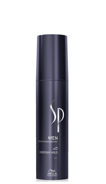 Gelis plaukams stiprios fiksacijos Wella SP MEN Everyday Hold (1) 100ml-0