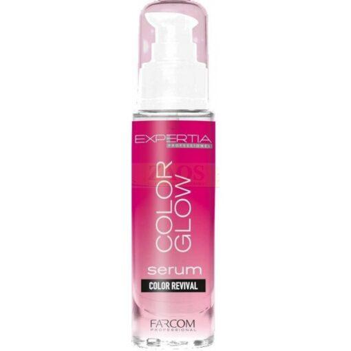 Plaukų serumas atgaivinantis spalvą EXPERTIA Color Glow Serum 50 ml-0