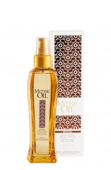 Aliejus dažytiems plaukams L'Oreal Professionnel Mythic Oil Colour Glow Oil 100 ml-0