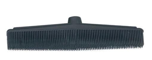 Grindų šluotos guminė galva Comair juoda 32cm Art. Nr. 3011786-0