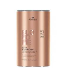 Plaukų šviesinimo milteliai Schwarzkopf Blond Me Premium Lift 9+ 450 g-0