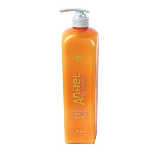 Šampūnas dažytiems plaukams Angel Marine Depth SPA Shampoo Coloured Hair 1000 ml -0