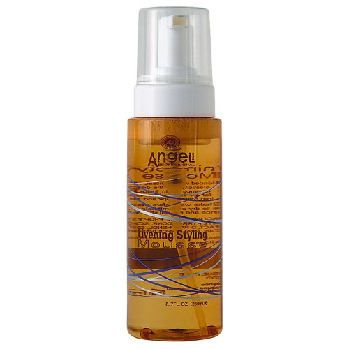 Putos plaukams Angel Livening Styling Mousse 260ml -0