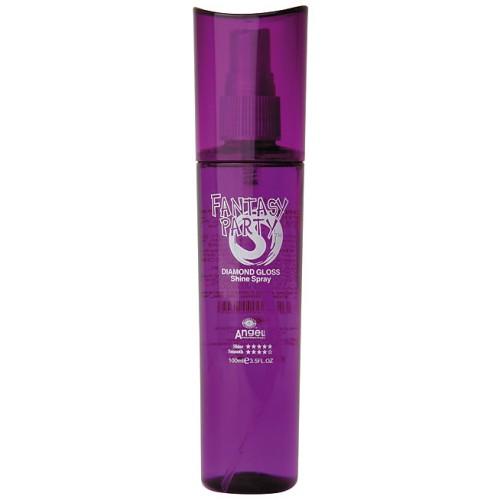 Purškiklis suteikiantis plaukams Briliantinį Blizgesį Angel Fantasy Diamond Gloss Shine Spray 100 ml-0