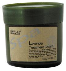 Aromatinis kremas-kaukė su levandų aliejumi Dancoly Spa Lavender Treatment Cream 300 g-0