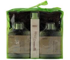 Pažeistų plaukų priežiūros rinkinys Dancoly SPA Rose-0