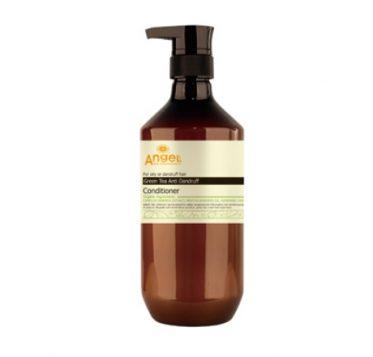 Kondicionierius pleiskanojantiems/riebiems plaukams Angel Green Tea Anti Dandruff Conditioner For Oily or Dandruff hair 800ml-0