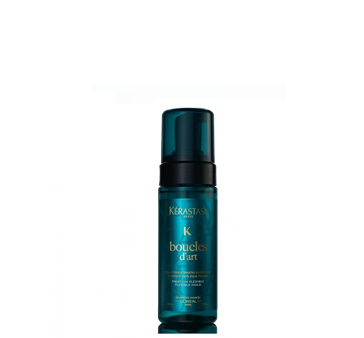 Plaukų putos Kerastase Boucles d'art aqua-mousse 150ml-0