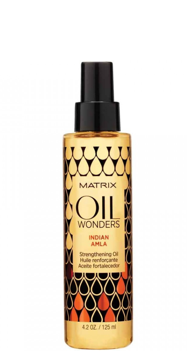 Aliejukas stiprinantis plaukus Matrix OIL Wonders INDIAN AMLA Strenghtening (125 ml)-0