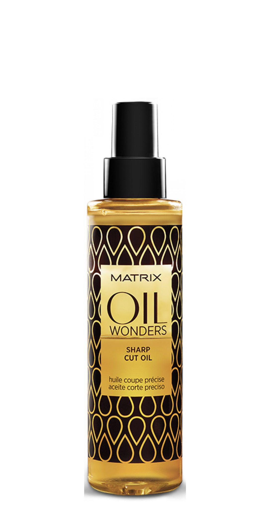 Aliejukas plaukams Matrix OIL Wonders SHARP CUT OIL purškiamas 125ml-0