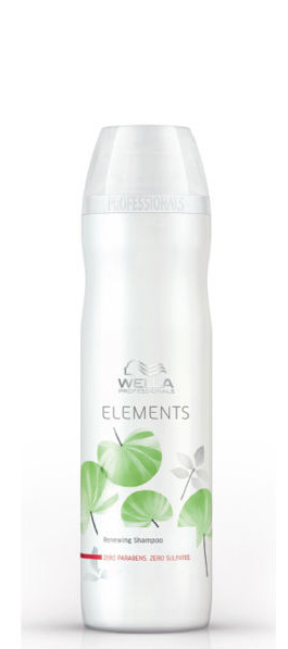 Atkuriamasis šampūnas Wella Elements Renewing shampoo 250 ml-0