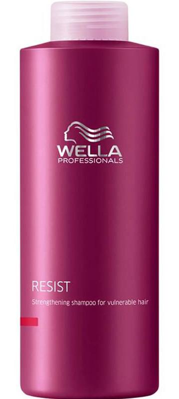 Atstatomasis šampūnas šiurkštiems plaukams Wella Resist 1000 ml-0
