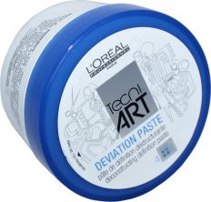 Stiprios fiksacijos plaukų pasta L'oreal Tec ni Art Deviation Paste Deconstructing Definition paste 100 ml-0