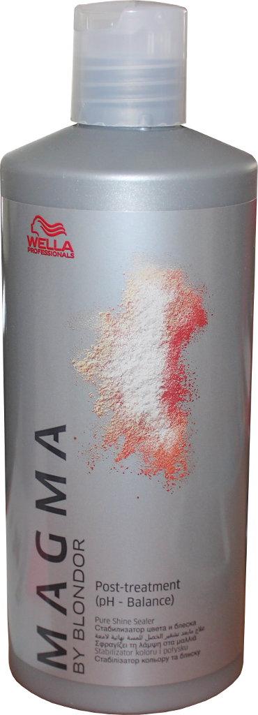 Spalvos ir blizgesio stabilizatorius Magma by Blondor Post-treatment 500 ml-0