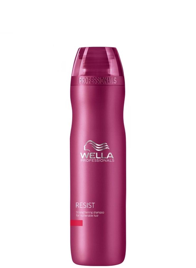 Atstatomasis šampūnas šiurkštiems plaukams Wella Resist 250 ml-0