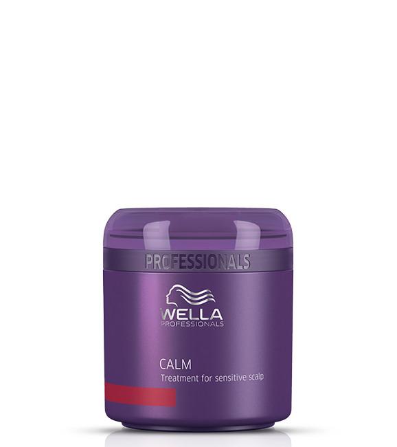 Kaukė jautriai galvos odai Wella Calm Treatment for sensitive scapl 150 ml-0